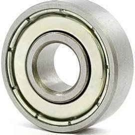 20 mm x 47 mm x 14 mm  ISB 6204-ZZ deep groove ball bearings