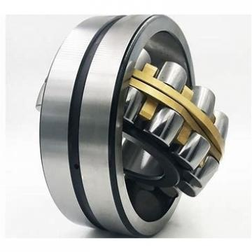 55 mm x 100 mm x 21 mm  ISO 1211K+H211 self aligning ball bearings